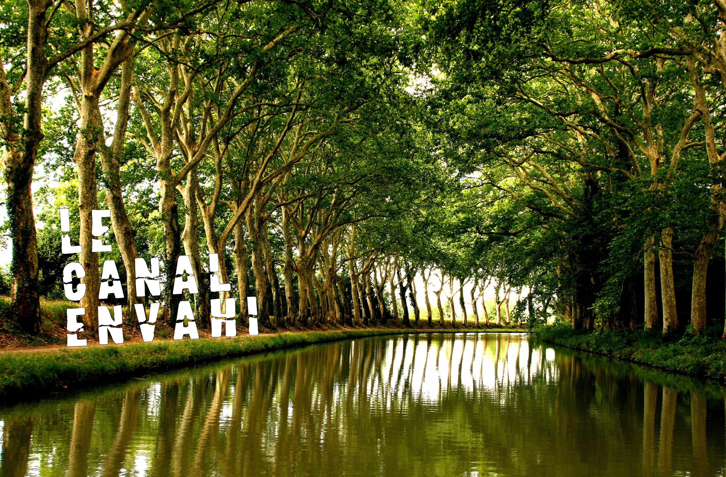 Slide-Le-canal-envahi