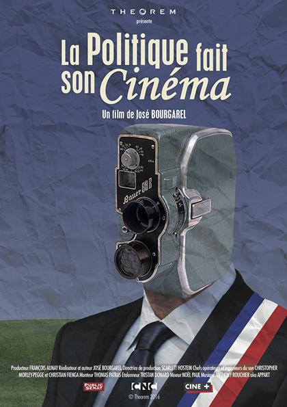 Affiche - La Politique fait son Cinéma